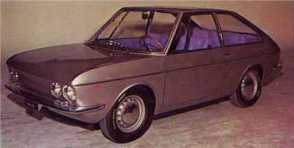 1966 Fiat 850 Vanessa (Ghia)
