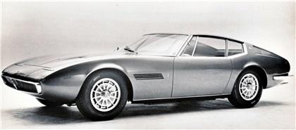 1966 Maserati Ghibli (Ghia)