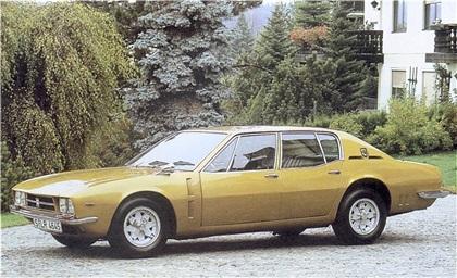 1967 Iso S4 Fidia (Ghia)