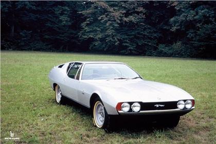 1967 Jaguar Pirana (Bertone)