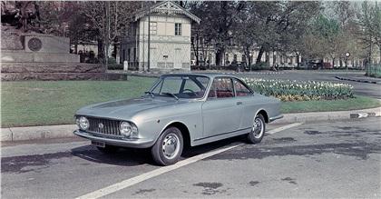 1967 Fiat 1100R Coupe (Moretti)
