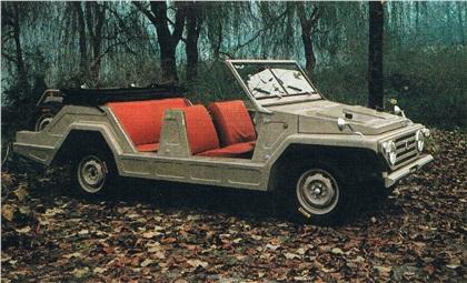 1967 Fiat 124 Savana (Savio)