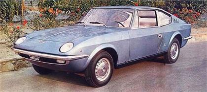 1967 Fiat 125 Samantha (Vignale)