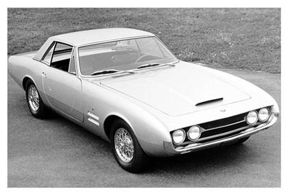1966 Ghia 450/SS