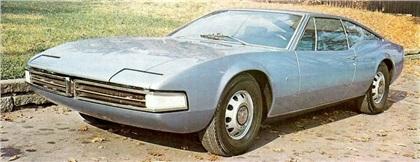 1967 Oldsmobile Thor (Ghia)