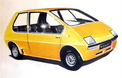 1967 DeTomaso Rowan (Ghia)