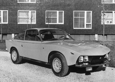 1967 Fiat 125 GTZ (Zagato)