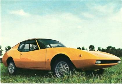 1968 Fiat 850-Special