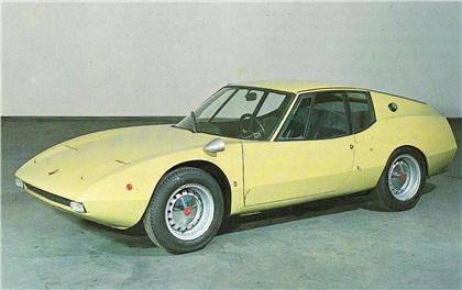 1968 Abarth 1300 Scorpione (Francis Lombardi)