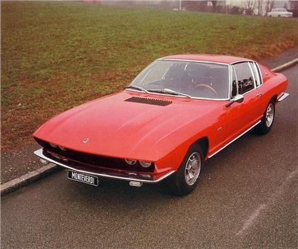 1968 Monteverdi 2000 GTI (Frua)