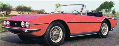 1968 Triumph TR5 Ginevra (Michelotti)