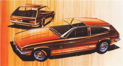 1968 Ogle Scimitar GTE
