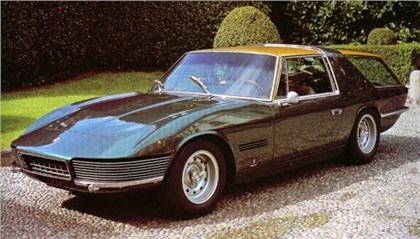 1968 Ferrari 330 GT Shooting Brake (Vignale)