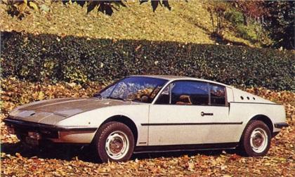 1968 Matra M530 Sport (Vignale)
