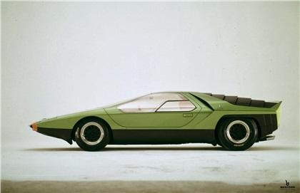 1968 Alfa Romeo Carabo Bertone Studios