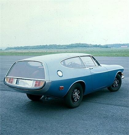 1968 Volvo P 1800 ES Rocket (Frua)