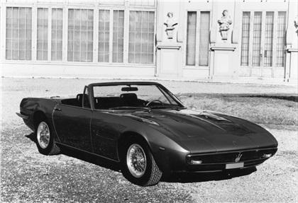 1968 Maserati Ghibli Spider (Ghia)