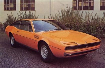 1968 Maserati Simun (Ghia)