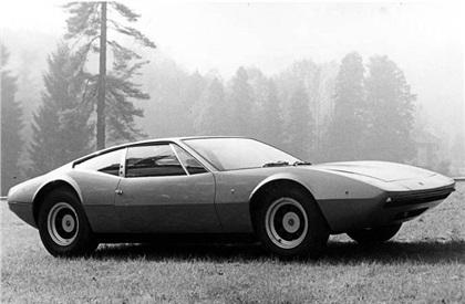 1968 Ghia Serenissima