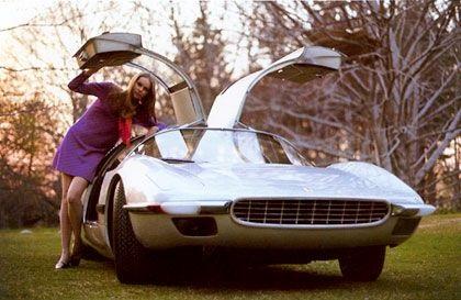 1968 Ferrari 275 P2 (Michelotti)