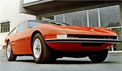 1968 Fiat Dino Ginevra (Pininfarina)