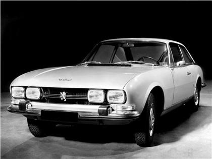 1969 Peugeot 504 Coupe (Pininfarina)