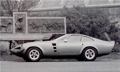 1969 Intermeccanica Italia IMX