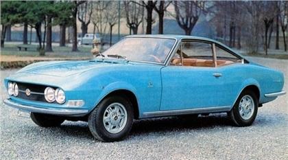 1967 Fiat 125 (Moretti)