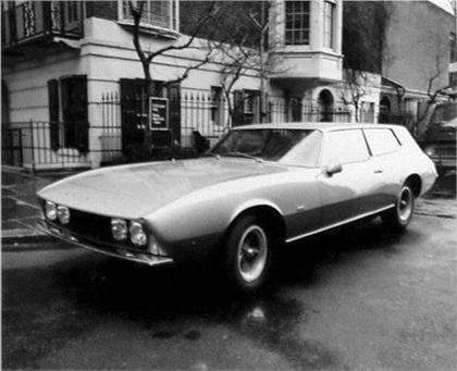1969 Murena 429 GT (Intermeccanica)