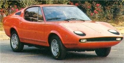 1969 Fiat 850 Dart (Vignale)
