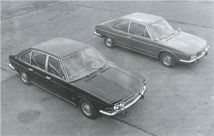1969 Tatra T613 (Vignale)