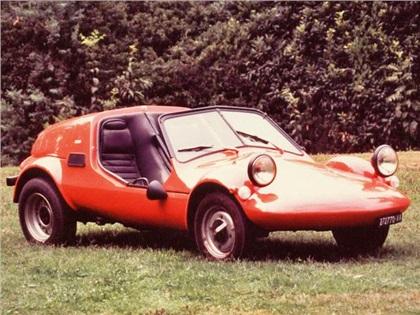 1969 Fiat 500 Zanzara (Zagato)