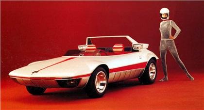 1969 Autobianchi Runabout (Bertone)