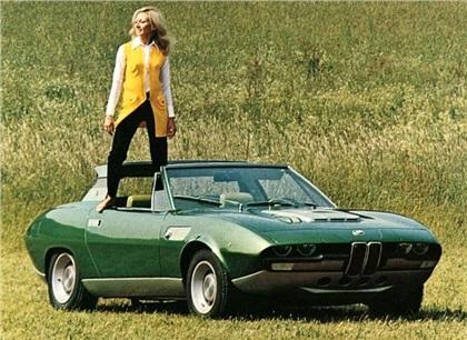 1969 BMW 2800 Spicup (Bertone)
