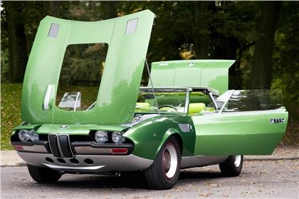 1969 BMW 2800 Spicup (Bertone) - Studios