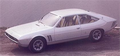 1969 Iso Lele (Bertone)
