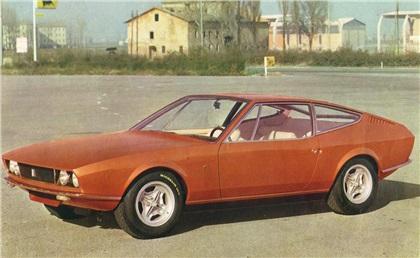 1969 DeTomaso Mustela (Ghia)
