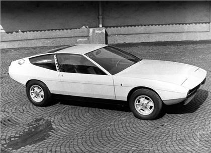 1969 Lancia Fulvia 1600 Competizione (Ghia)