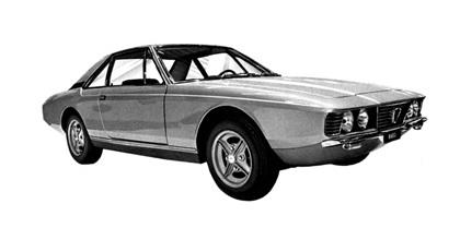 1969 Lancia Marica (Ghia)