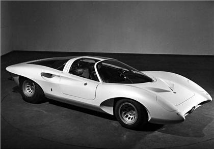 1969 Alfa Romeo P33 Coupe (Pininfarina)