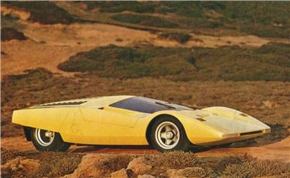 1969 Ferrari 512S Speciale (Pininfarina)