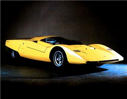 1969 ferrari 512s speciale pininfarina studios. Black Bedroom Furniture Sets. Home Design Ideas