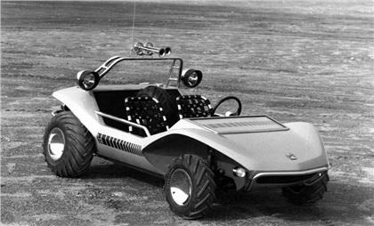 1970 Bertone Shake