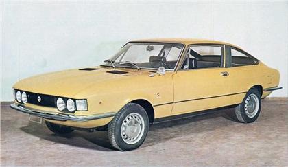 1969 Fiat 128 (Moretti)