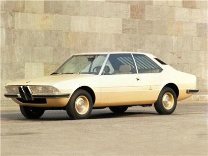 1970 BMW 2200 TI Garmisch (Bertone)
