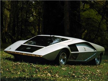 1970 Lancia Stratos Zero (Bertone)