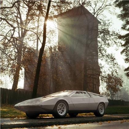 1970 Porsche Tapiro (ItalDesign)