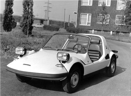 1970 Honda Hondina (Zagato)