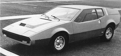 1971 Lancia Dunja (Coggiola)