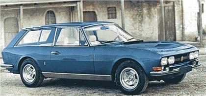 1971 Peugeot 504 Break Riviera (Pininfarina)